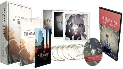 Overnight Millionaire Mind-Hacks of the Rich and Famous