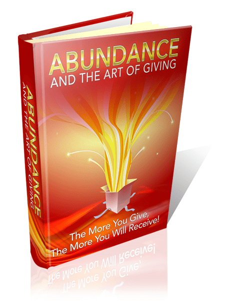 Abundance and The Art of Giving - Overnight Millionaire Hacks